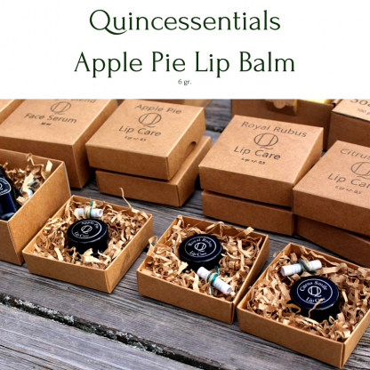 Quincessentials Apple Pie Lip Care