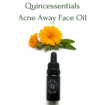 Quincessentials Acne Away Face Oil