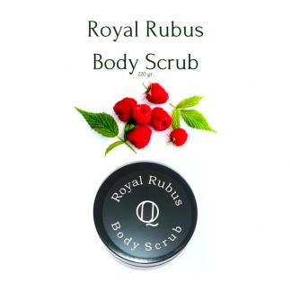 Royal Rubus Body Scrub