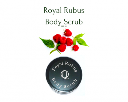 Royal Rubus Body Scrub